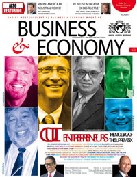 Business and Economy -  01 May 2012